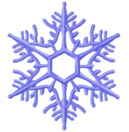 Snowflake Free Embroidery Design