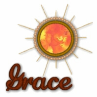 Grace Sun Applique Free Embroidery Design