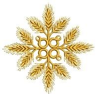 Decorative Wheat Diamond Free Embroidery Design