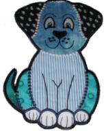 Applique Dog Free Embroidery Design